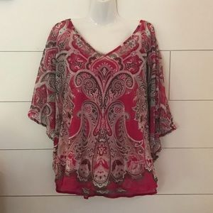 INC pink blouse!